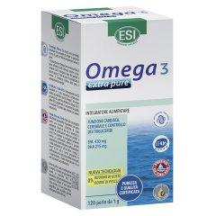 Omega 3 ESI Extra Pure 120 Perle