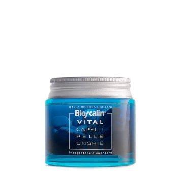bioscalin vital capelli pelle unghie integratore 60 compresse