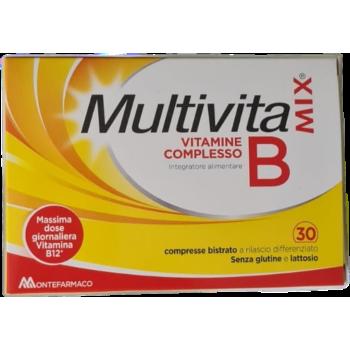 multivitamix vitamine b mix 30 compresse