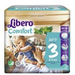 LIBERO Comfort 3 - 5-9Kg 30 Pannolini