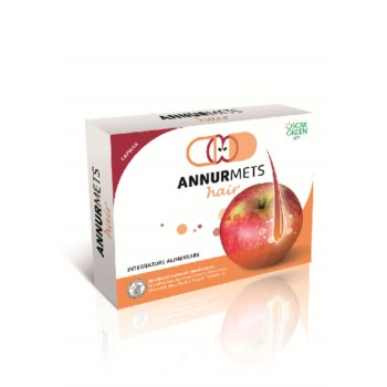 annurmets hair 5 compresse omaggio