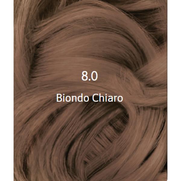 Bioclin Bio Colorist Tintura Capelli Natural Fast E Perfect Colore 8 - Biondo Chiaro