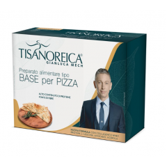tisanoreica base pizza 31,5g x 4 pat