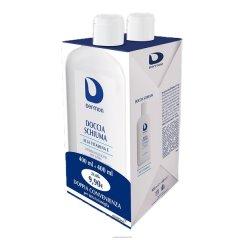 dermon bipacco doccia schiuma vitamina e 400ml + 400ml