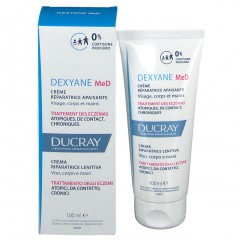 DUCRAY DEXYANE MED CREMA RIPARATRICE LENITIVA 100 ML