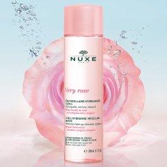 Nuxe Very Rose Acqua Micellare Idratante 3 in 1 - 200ML