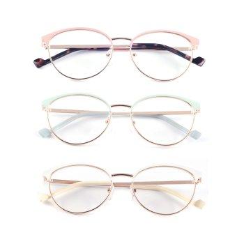 contacta elle occhiali lettura verde acqua +3,00