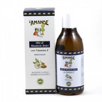 l'amande marseille olio mandorle dolci profumato 250ml