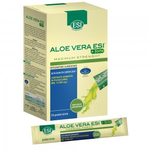 ALOE VERA SUCCO +FORTE 24 POCKET DRINK 20 ml
