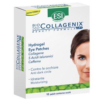 biocollagenix eye patches 10 cerotti contorno occhi anti-occhiaie e antirughe