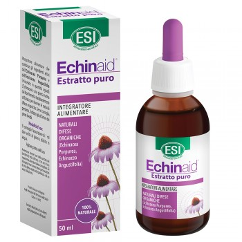 echinaid estratto puro liquido 50 ml