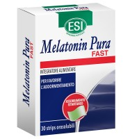 Melatonin Pura Fast 1mg 30 Strisce Sublinguali