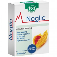 NoGlic Integratore Mantenimento Livelli Zucchero 30 Ovalette