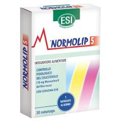 Normolip 5 controllo del colesterolo 30 Capsule