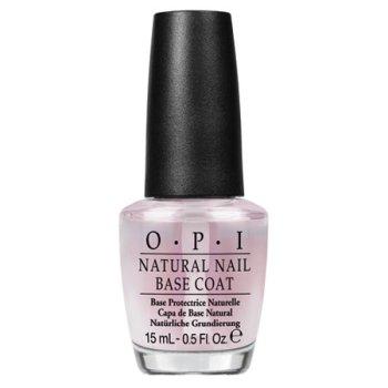 opi nail smalto natural nail base coat 15ml