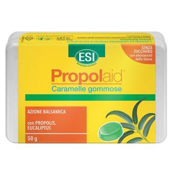 propolaid caramelle gommose propoli + eucalipto 50g