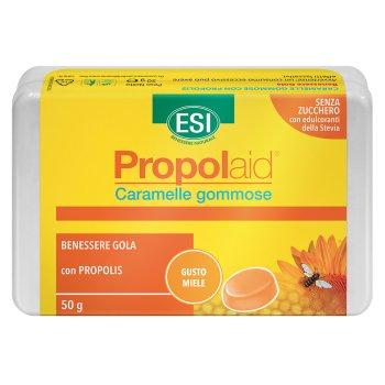 propolaid caramelle gommose propoli + miele 50 g