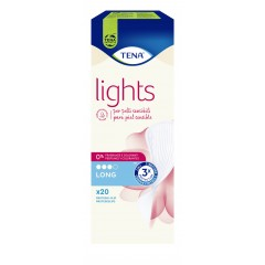 Tena Lights Discreto Proteggi Slip Lungo 20 Pezzi