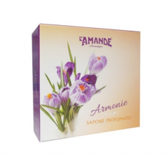 l'amande - aromatique sapone profumato armonie 150g