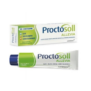 proctosoll allevia gel 40 ml