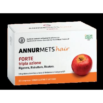 annurmets hair forte tripla azione 60 compresse