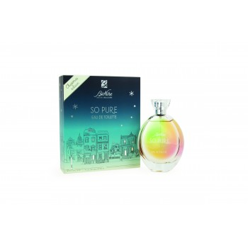 bionike cofanetto so pure eau de toilette 100 ml