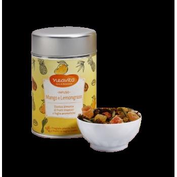 neavita silver tin tisana sfusa mango lemongrass 100 g