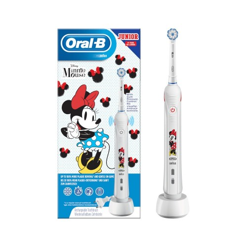 Oralb Power Pro 2 Minnie Spazzolino Elettrico