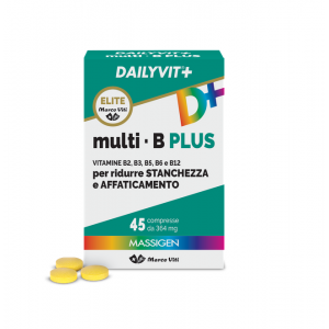 MASSIGEN DailyVit+ Multi-B Plus 45 Compresse