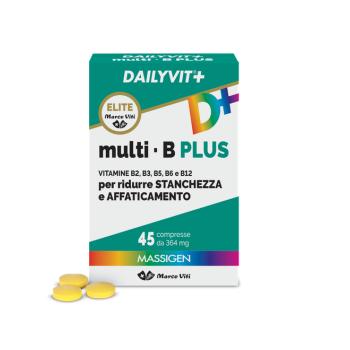massigen dailyvit+ multi-b plus 45 compresse