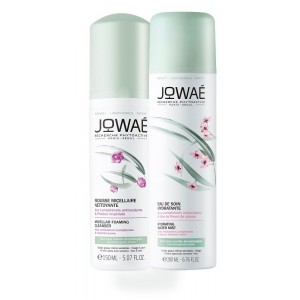 JOWAE DUO MOUSSE MICELLARE 150 ML + ACQUA SPRAY 200 ML