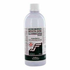 acido borico new f*3% fl 500ml
