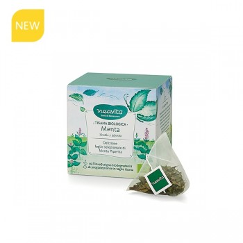 neavita tisana filtroscrigno menta piperita 15 filtri
