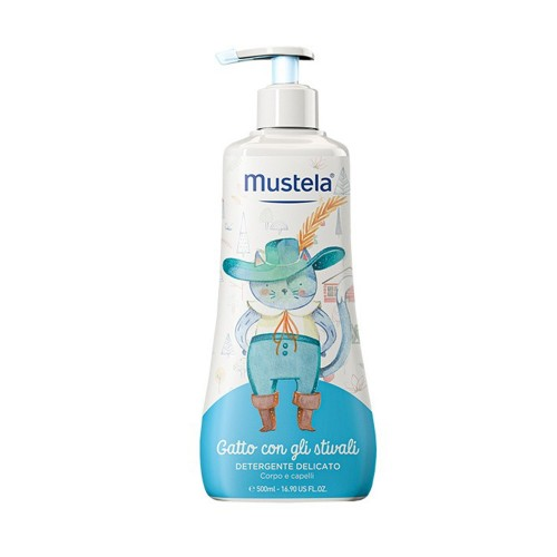 Mustela Detergente Delicato Limited Edition 500 ml