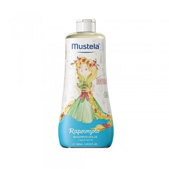 mustela shampoo dolce limited edition 500ml