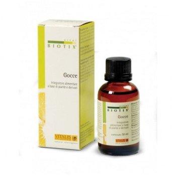 vitalbiotix estratto gocce 30 ml