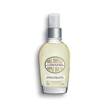l'occitane mandorla supple skin oil olio souplesse 100 ml