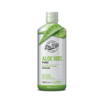 aloe 100% puro naturale 1000 ml