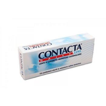 contacta daily lens -3,00 diottrie 15 lenti