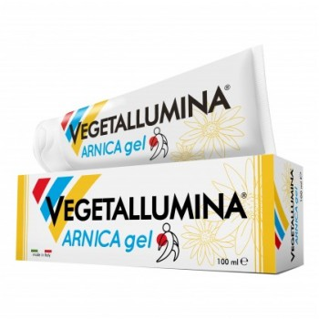 vegetallumina arnica gel 100 ml