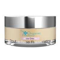 The Organic Pharmacy DOUBLE ROSE REJUVENATING FACE CREAM 50 ML