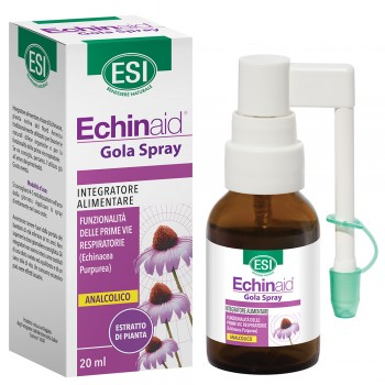 echinaid gola spray analcolico 20 ml