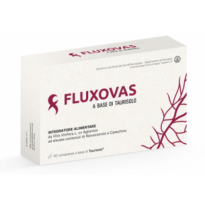 FLUXOVAS Integratore Benessere Cardiovascolare 30 Compresse