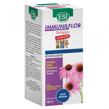 immunilflor sciroppo junior 180 ml