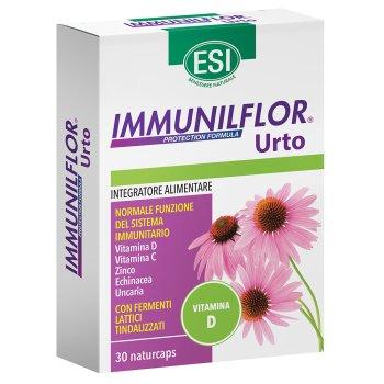 immunilflor urto vitamina d 30 naturcaps 500 mg