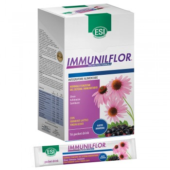 immunilflor protection formula 16 pocket drink