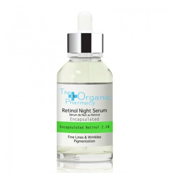 the organic pharmacy retinol night serum 30 ml