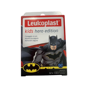 LEUKOPLAST KIDS CEROTTI HERO EDITION 12 PEZZI