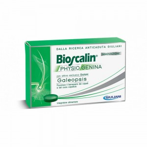 BIOSCALIN PHYSIOGENINA Anticaduta 30 Compresse