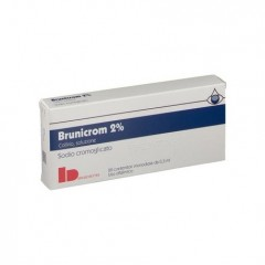 brunicrom collirio 20 flaconcini monodose 0,3 ml
